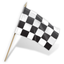 1301170219 Checkered Flag