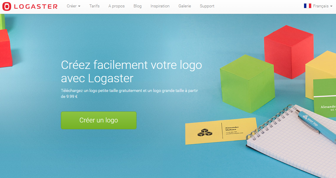 Screenshot Www.logaster.fr 2017 01 28 09 59 38
