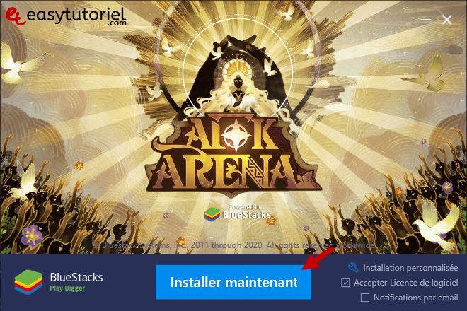 Installer App Applications Android Pc Bluestacks 2