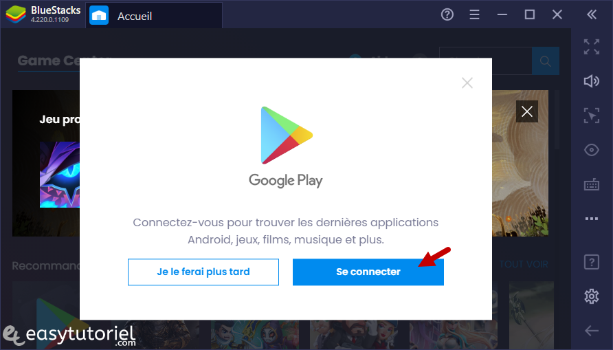 Installer App Applications Android Pc Bluestacks 3