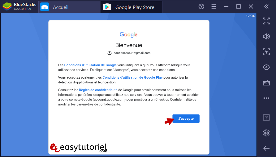 Installer App Applications Android Pc Bluestacks 6