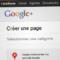 Page Google Plus 60x60