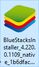 Setup Installation Bluestacks