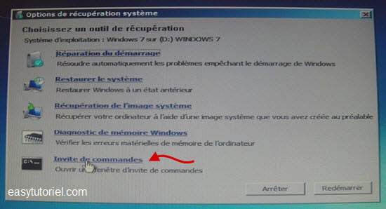 Comment réparer le démarrage de windows xp 7 de a à z