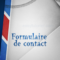 formulaire contact site