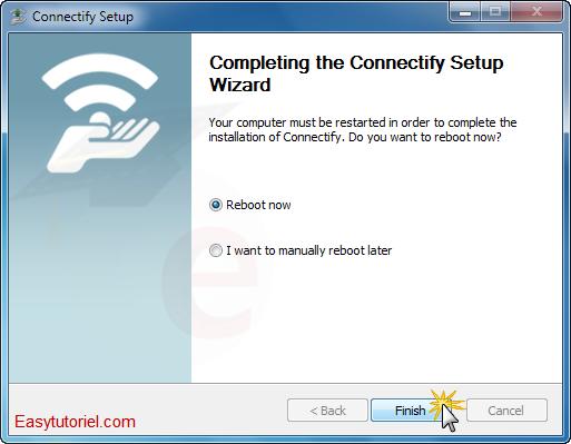 Transformer son pc en routeur wifi pour partager la - Comment connecter un ordinateur de bureau en wifi ...