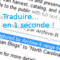 Traduction Google Chrome 60x60