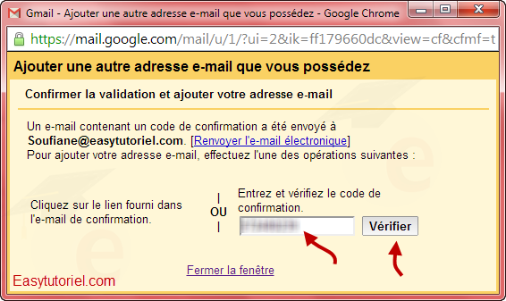 mail gmail pop3 10