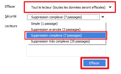 ccleaner suppression complexe