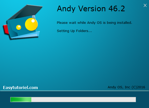 andy os 1