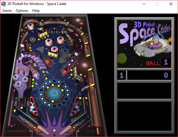 04 pinball 3d windows xp 10 8 7 64bit