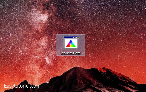 1 iconsext extraire icones windows
