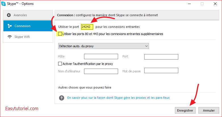13 skype utiliser port 80 443 options wamp xampp