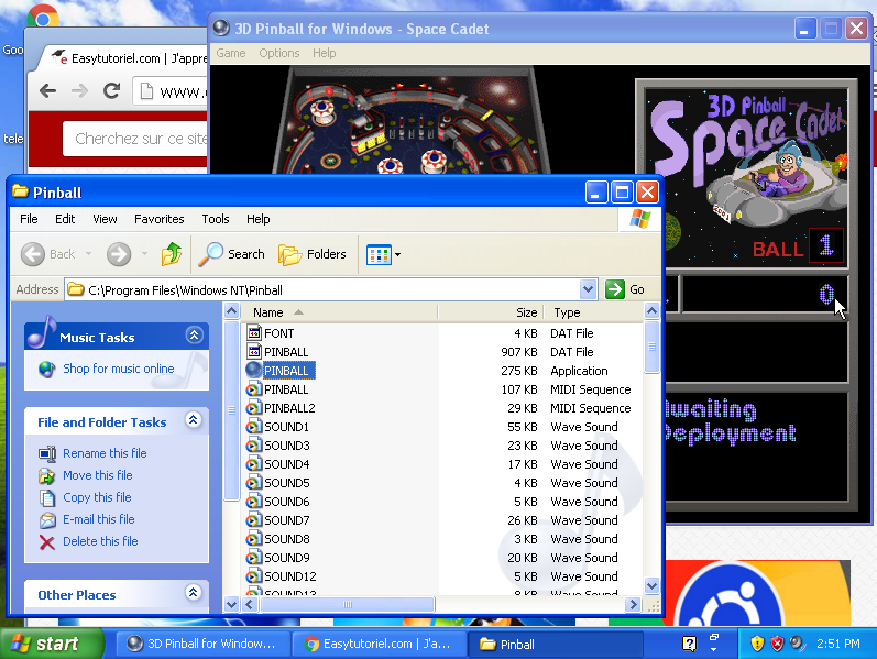 pinball 3d windows xp 10 8 7 64bit