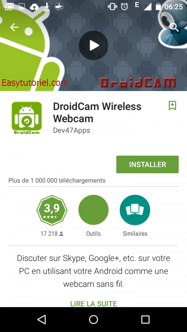 17 droidcam android app play store