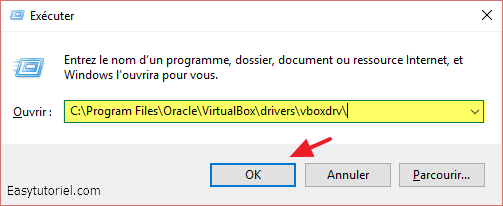 vboxdrv drivers virtualbox oracle