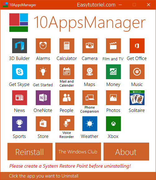 10appsmanager windows 10 applications 2