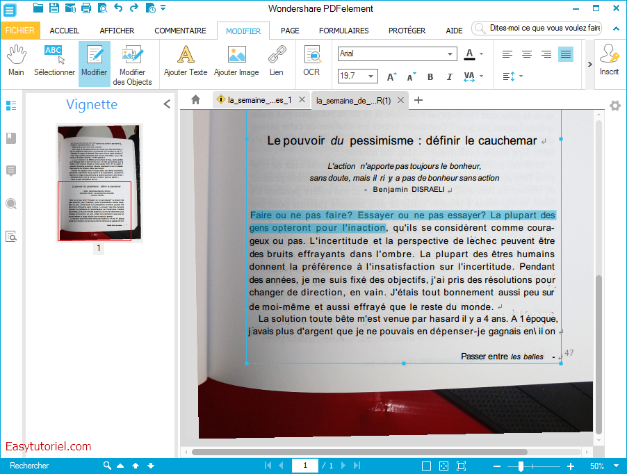 Wondershare PDFelement OCR 19
