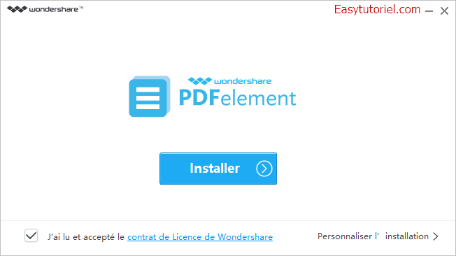 Wondershare PDFelement easytutoriel fr 0