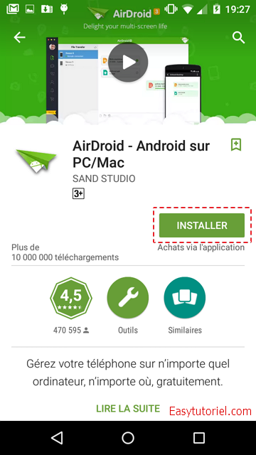 airdroid google play