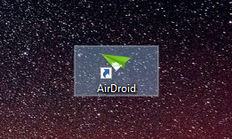 airdroid raccourci windows