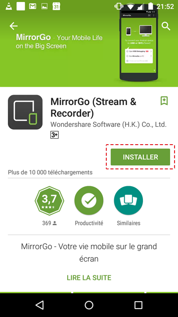 mirrorgo google play