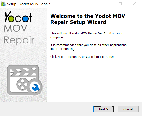 Yodot Mov Repair 1
