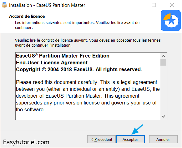 2 Easeus Partition Master Free