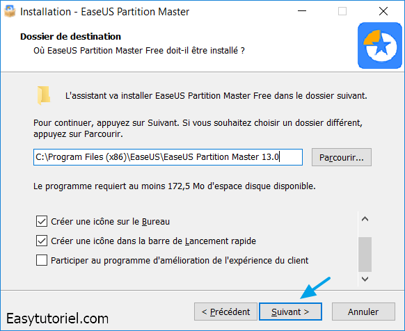 3 Easeus Partition Master Free