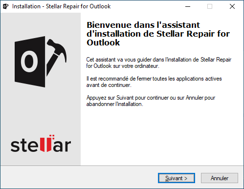 1 Stellar Repair For Outlook