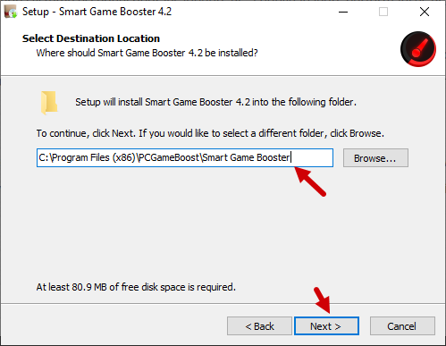 Smart Game Booster Windows 3
