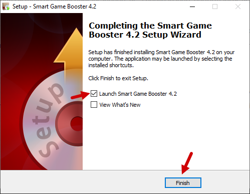 Smart Game Booster Windows 5